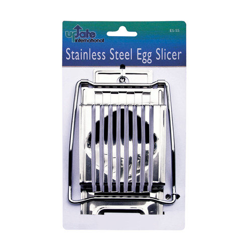Update International Stainless Steel Egg Slicer