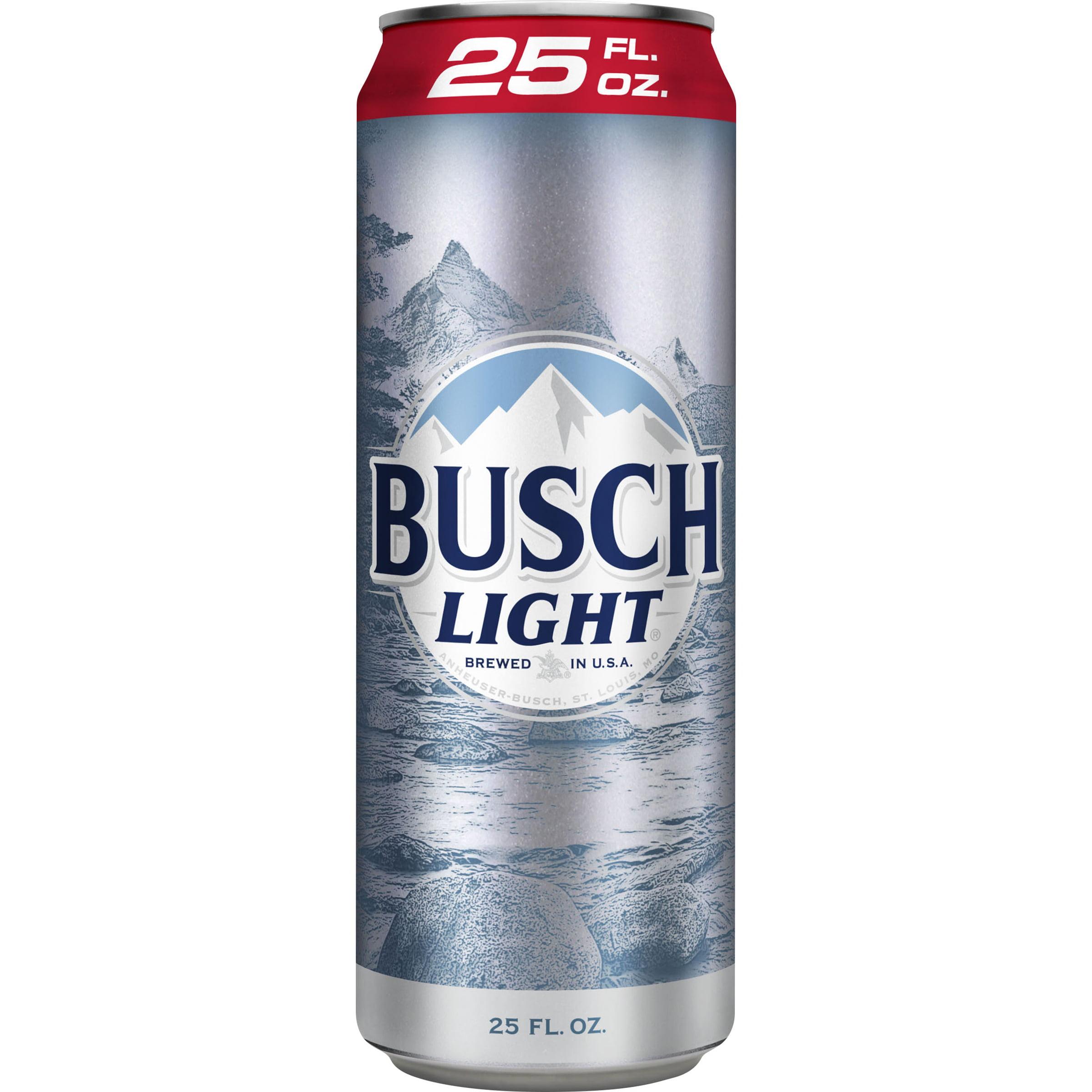 Busch Light® Beer, 25 fl. oz. Can