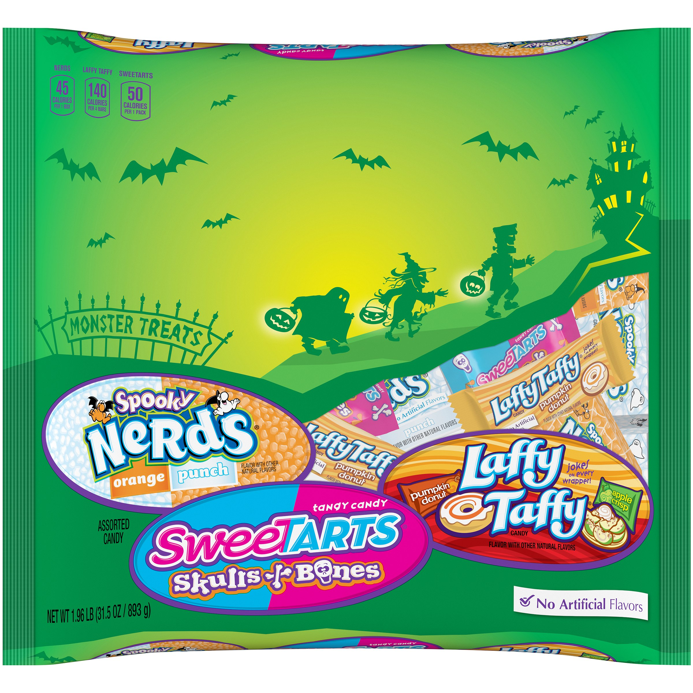NESTLE Monster Treats Assorted Sugar 31.5 oz Bag