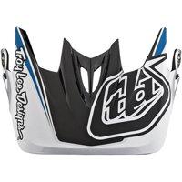 Troy Lee Designs 2018 D3 Carbon Mirage Visor Off-Road BMX Cycling Helmet Accessories