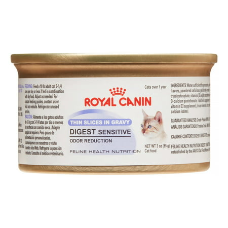 royal canin feline health nutrition digest sensitive wet cat food 3 oz. Black Bedroom Furniture Sets. Home Design Ideas