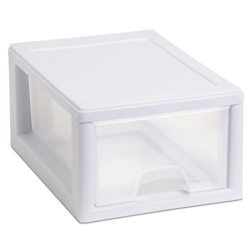 Sterilite 8.88'' W x 12.88'' D Desk Drawer (Set of 6)