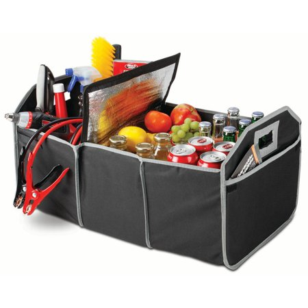 Trunk Or Treat Car Ideas (Car Trunk Organizer With Cooler Extra Large Collapsible Auto 2 In 1)