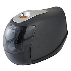 FORAY® Cordless Pencil Sharpener, Mill, Black