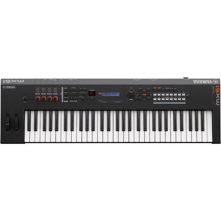 Yamaha Mx  Key Music Production Synthesizer