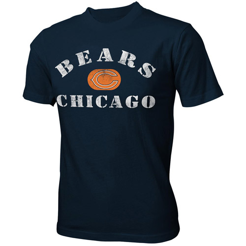 NFL Boys' Chicago Bears Short Sleeve Tee