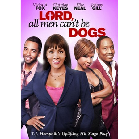 Lord, All Men Can't Be Dogs (DVD) - Dog With A Blog Halloween 2017