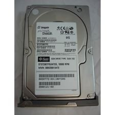 SEAGATE 9V2005-002 146GB U320 SCSI 10K RPM HDD FOR3.5 HP WORKSTATIONS Seagate cHeetah Special Offers: Sports... by Seagate