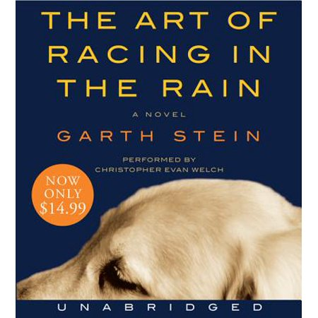 The Art of Racing in the Rain (Audiobook)