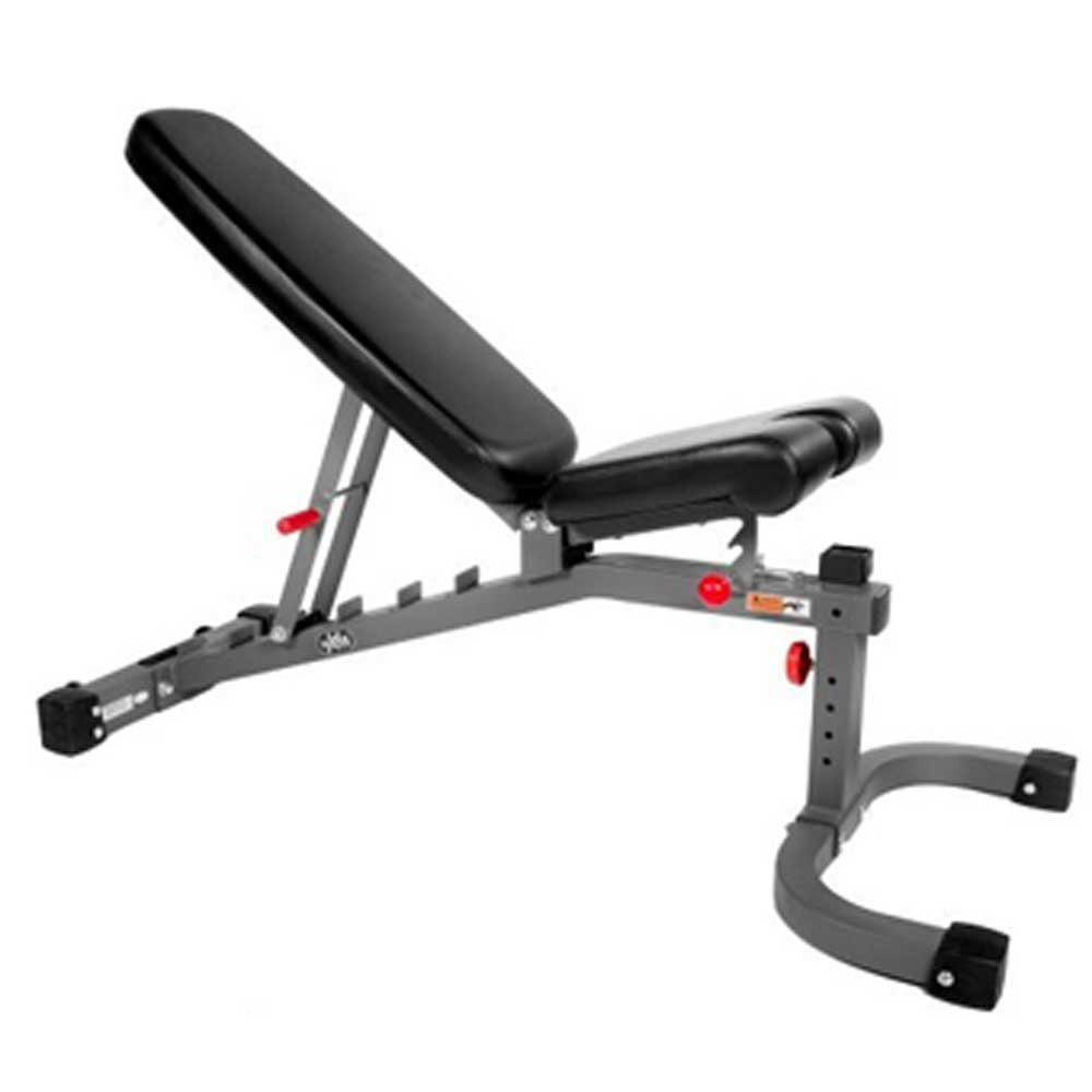 XMark Fitness Commercial 11-Gauge (FID) Flat Incline Decl...
