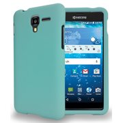 HYDRO VIEW CASE COVER, RUBBERIZED HARD SHELL PROTECTOR CASE COVER FOR CRICKET KYOCERA HYDRO VIEW C6742