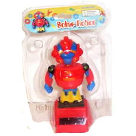 Robot Dancing Solar Powered Toy, By Momentum Brands