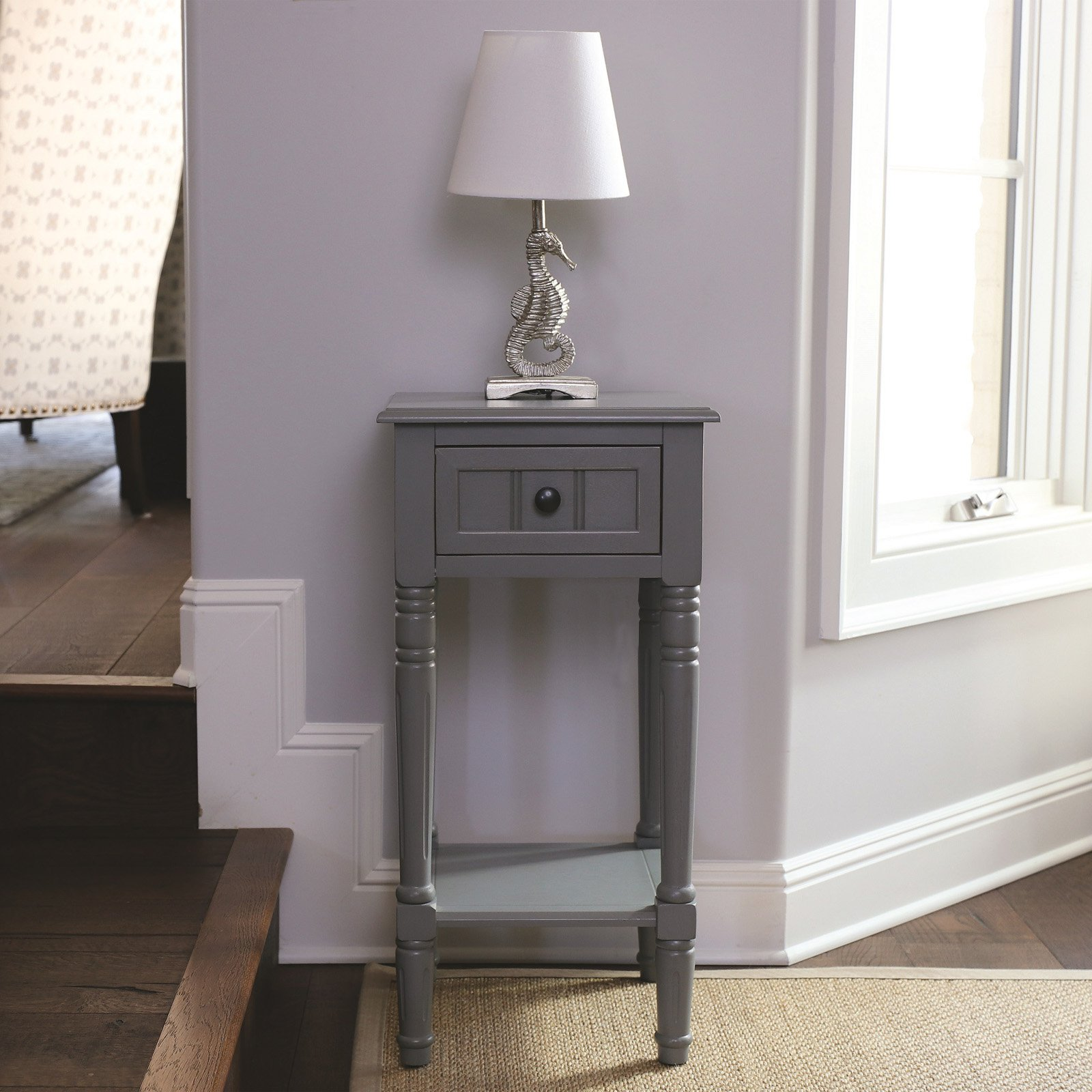 Simplify 1-Drawer Square Accent Table by JIMCO LAMP CO.