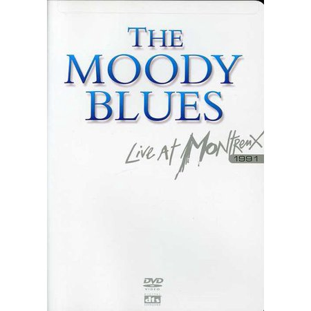 The Moody Blues: Live at Montreux 1991 (DVD) (The Last Halloween 1991)