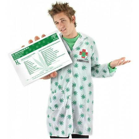 Pot Doctor Kit Adult Costume