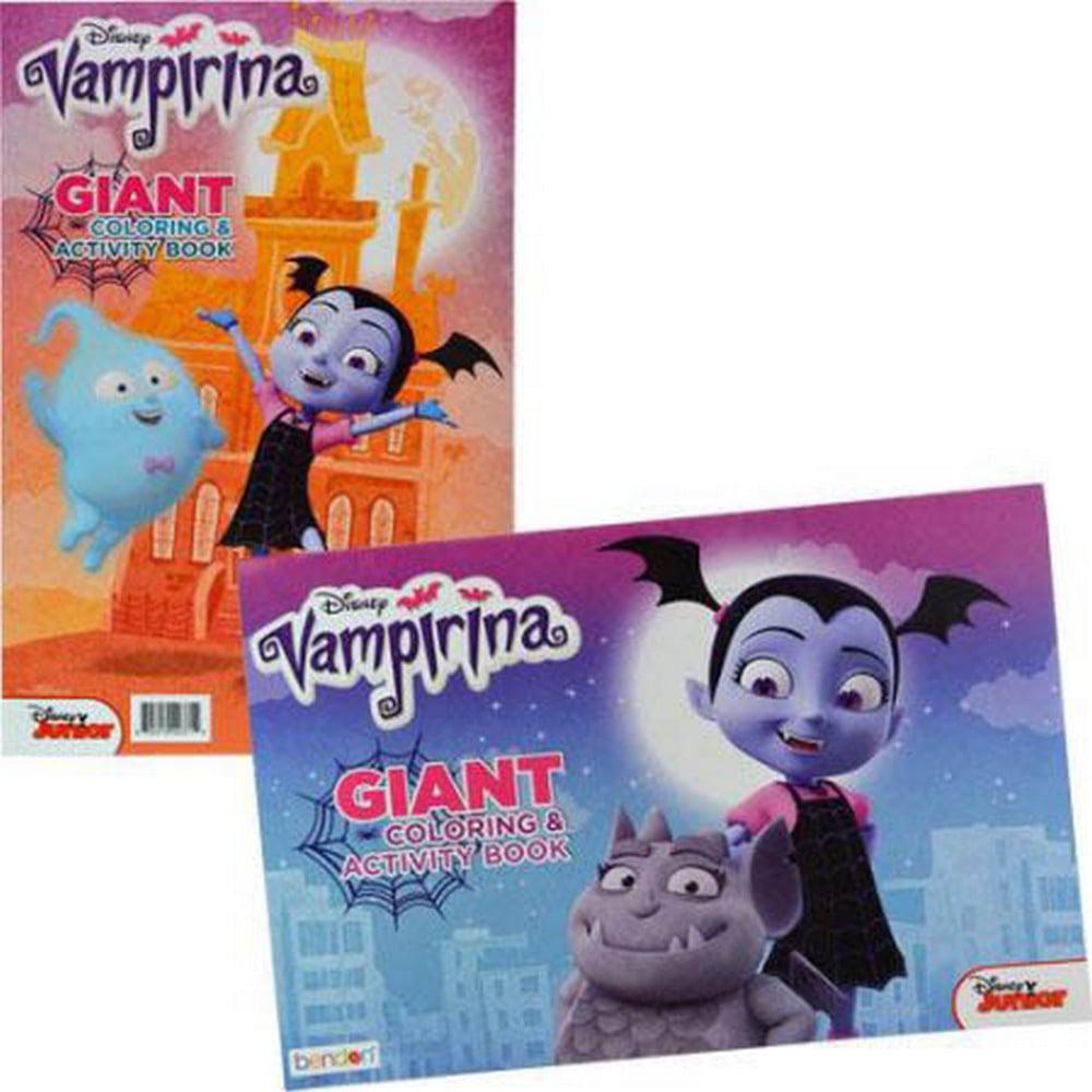 Vampirina Giant Coloring and Activity Book (1)