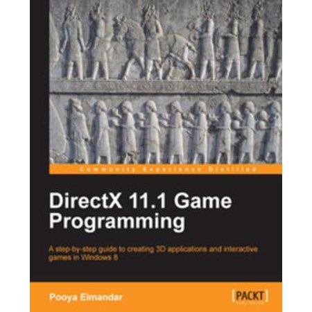 DirectX 11.1 Game Programming - eBook (This Game Requires Directx 11 Capable Graphics Card)