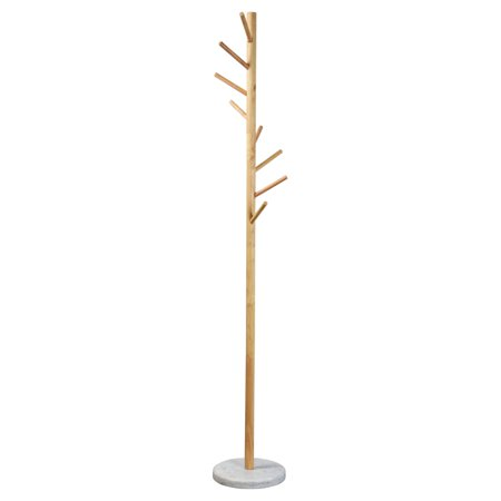 RenWil Scandinavian Casual Kiel Standing Coat Rack Walmart Unique Standing Coat Rack Walmart
