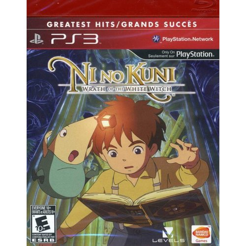 Playstation 3 - Ni No Kuni: Wrath of the White Witch