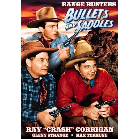 Bullets and Saddles (DVD) (Bullet Saddle)