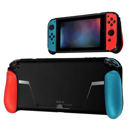 For Nintend Switch Console TPU Shock-Absorption Protective Grips Cover Case - image 7 of 8