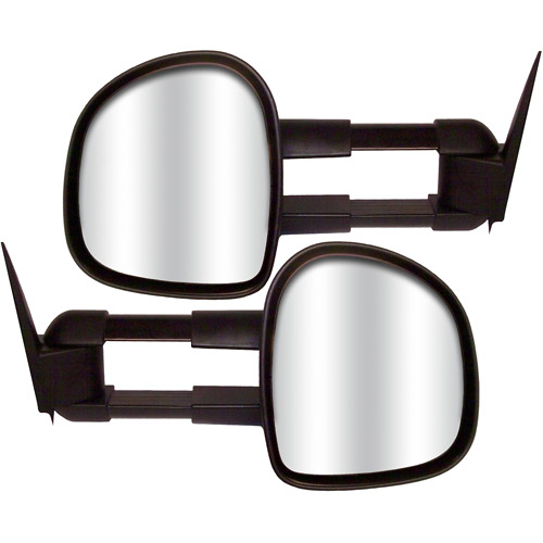 CIPA 73600 Magna Extendable Replacement Mirrors, Dodge