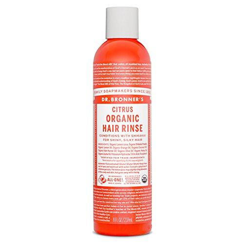 Dr Bonners Citrus Conditioner Rinse,8 ounces