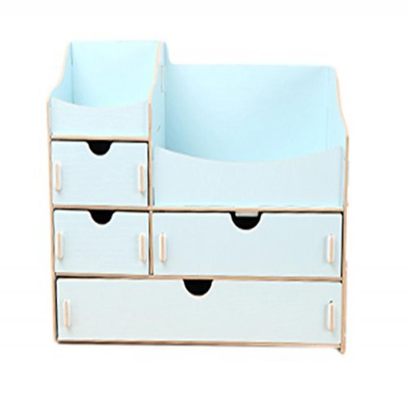 Life Star Creative Receive Desktop Boxes DIY Lovely Cosme...