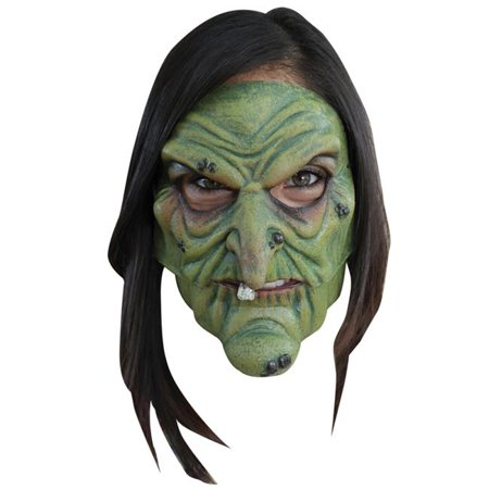 Halloween Witch Masks (Morris Costumes TB27406 Witch Mask)