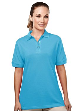 378ffcf472 Product Image Tri-Mountain Women s Easy Care Placket Pique Golf Shirt