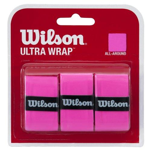 Wilson Ultra Racket Over Grip, Hot Pink