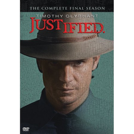 Justified: The Complete Final Season (DVD) ()