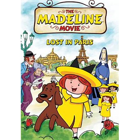 Madeline Cartoon Halloween (The Madeline Movie: Lost In)