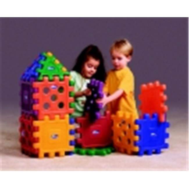 Careplay Heavy Duty Grid Block Set