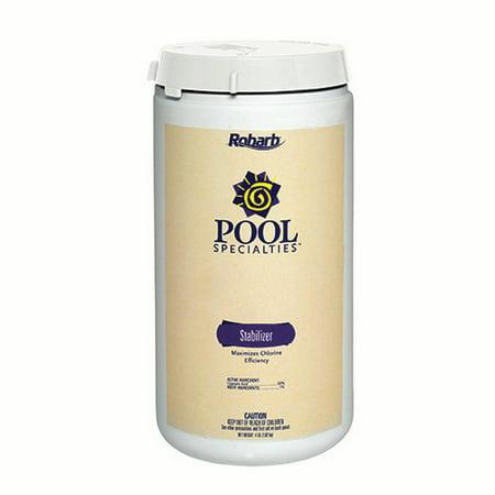 Robarb R20833 Pool Stabilizer Cyanuric Acid