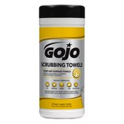 GOJO® Scrubbing Towels - 25 Count Canister