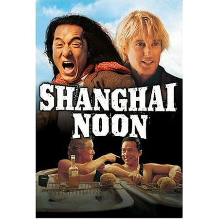 Shanghai Noon (DVD) (Best Of Shanghai 2019)