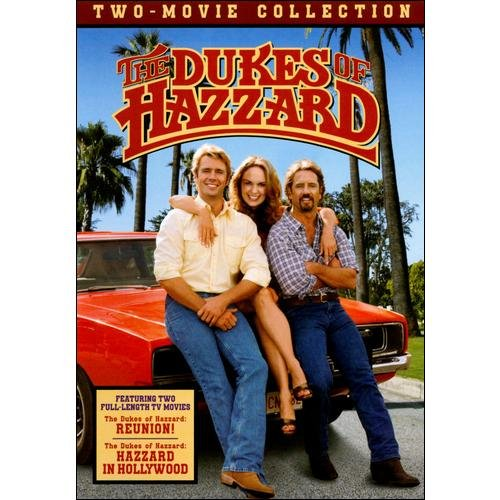 The Dukes Of Hazzard Two Movie Collection: Reunion / Hazzard In Hollywood (Full Frame)