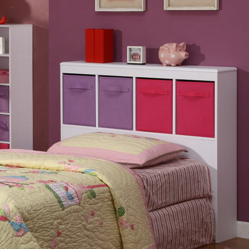 4D Concepts Twin Bookcase Headboard