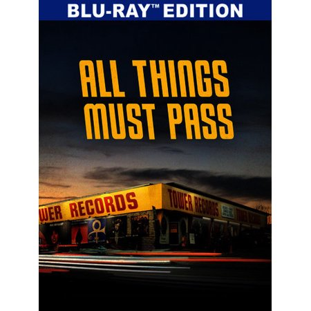 All Things Must Pass  Blu Ray