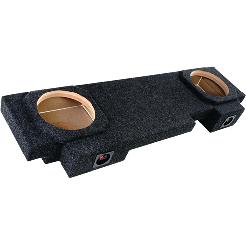 "Atrend-Bbox 10"" Dual Down-Fire Enclosure for GM Avalanche or Escalade 2002 and Up"