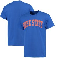 Boise State Broncos Basic Arch T-Shirt - Royal