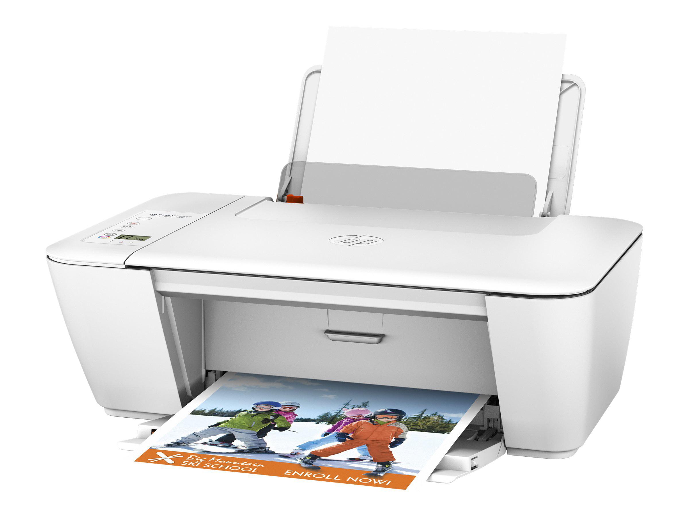 HP Deskjet 2549 All-in-One - Multifunction printer - color ...