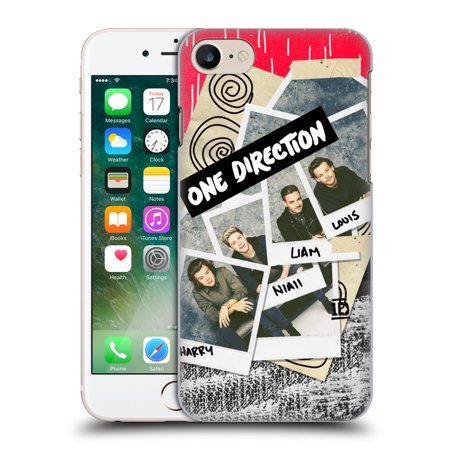 OFFICIAL ONE DIRECTION FAN ART DESIGNS HARD BACK CASE FOR APPLE IPHONE