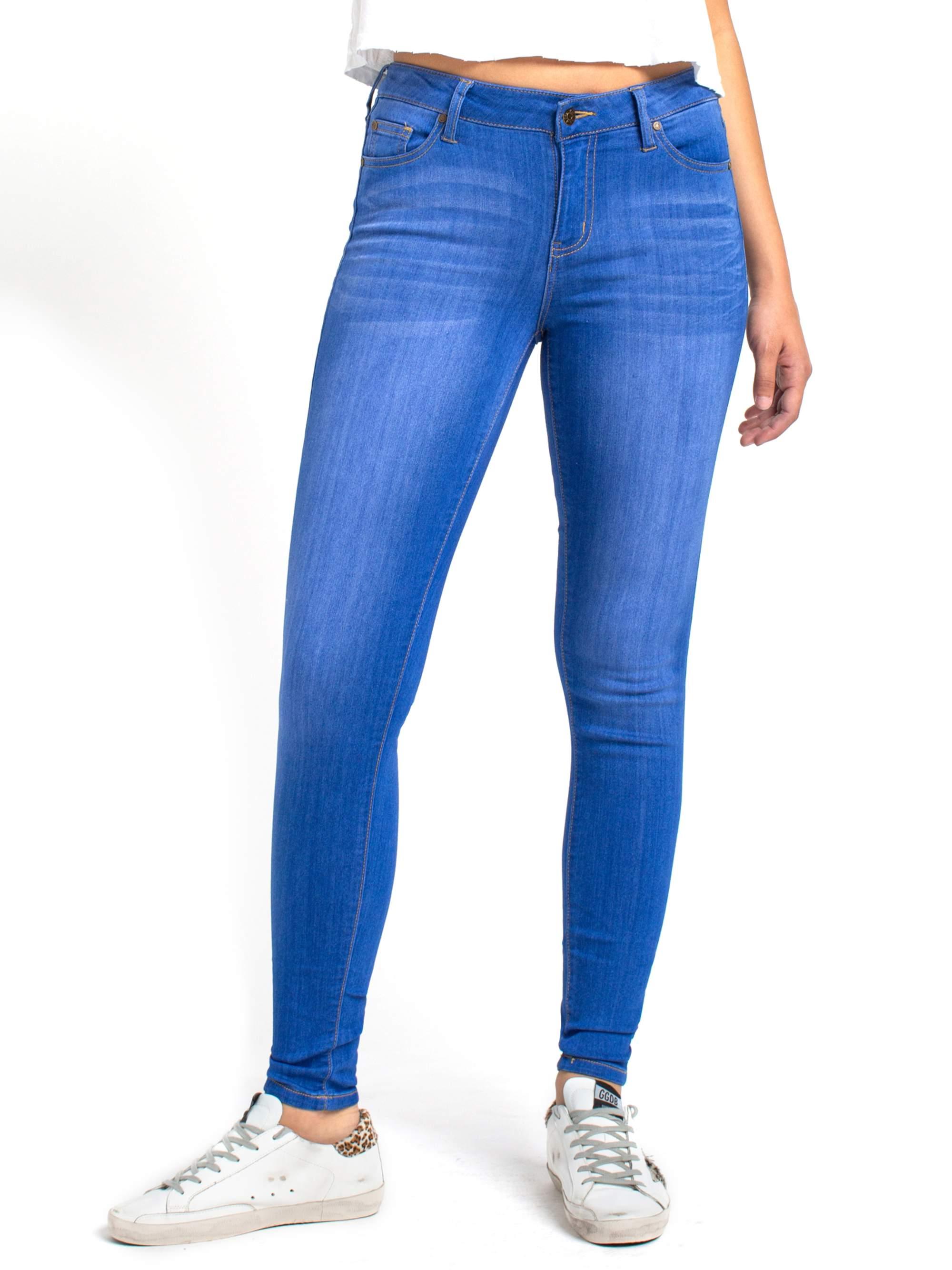 Celebrity Pink Juniors The Slimmer High-Waist Jeans