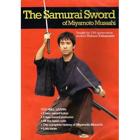 Samurai Sword of Miyamoto Musashi - Ni Ten Ichi Ryu (Musashi Best Miyamoto Sword)