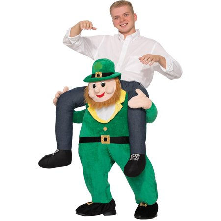 Morris Costumes Adult St Patrick's Day Holiday Once Upon A Leprechaun, Style - Once Upon A Time Queen Costume