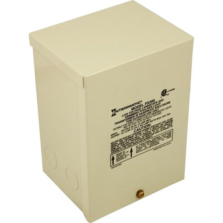 Transformer, Intermatic, 115v, 12v/13v/14v, (12v 300w Magnetic Transformer)