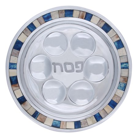 Passover Plate PT-519 - Passover Plates