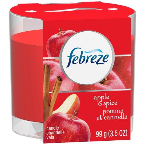 <mark>Febreze</mark> <mark>Candle</mark> Apple Spice & Deli 3.5 Oz